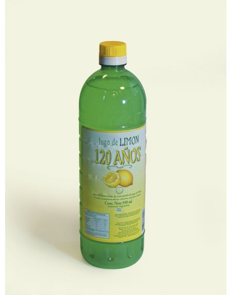 JUGO DE LIMON 940ML pack x 9u
