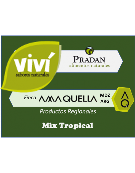 Mix Frutos Secos Tropical . 500 grs